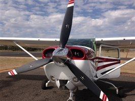 1980 Cessna R182-RG Skylane