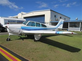 1966 Beechcraft Debonair 33 Debonair 35-C33