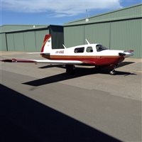 1989 Mooney 201 M20J Special Edition