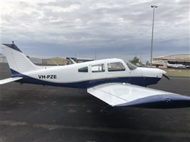 1977 Piper Warrior 151
