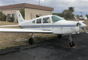 1977 Piper Warrior
