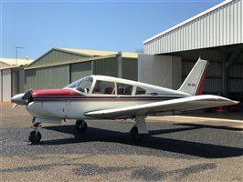 1972 Piper Arrow 200