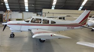 1977 Piper Arrow 201 Turbo