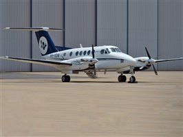 1986 Beechcraft King Air 200 B