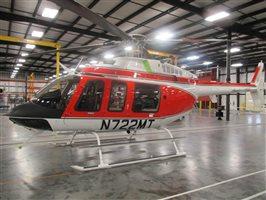2014 Bell 407 GX Demo
