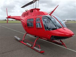 1978 Bell 206BIII Jet Ranger