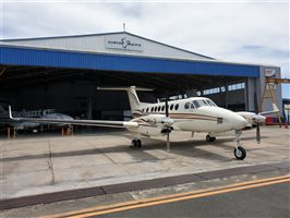 1997 Beechcraft King Air 350 B