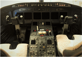 2001 Bombardier Challenger CL-604 Aircraft