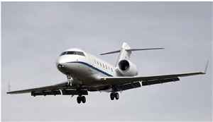 2002 Bombardier Challenger CL-604 Aircraft