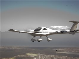 2005 Diamond DA20-C1 Eclipse Aircraft