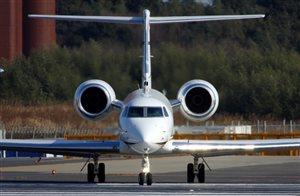 2009 Gulfstream G550 Aircraft
