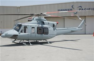 2012 Bell 412 EP Helicopter