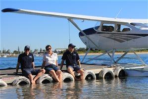 1976 Cessna 182 - Floatplane Business for Sale