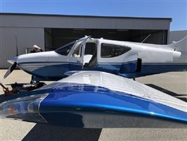 2001 Commander 115TC Aircraft