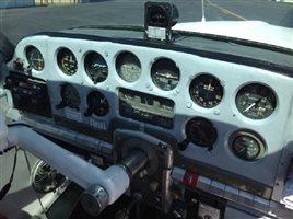 1954 Beechcraft Bonanza E35 Aircraft