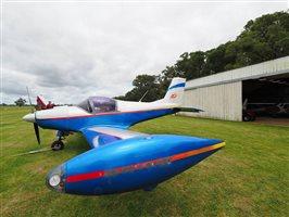 2000 Pazmany PL 2A Aircraft