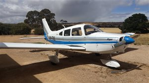1976 Piper Warrior Aircraft