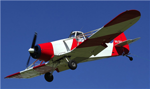 1964 Piper Pawnee PA25-235 (250hp) - approach