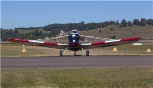 1964 Piper Pawnee PA25-235 (250hp) - front