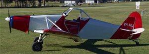 1964 Piper Pawnee PA25-235 (250hp) - side