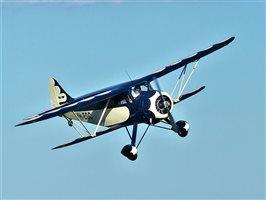 1938 Waco Aircraft Co EGC - 8 Special Aircraft