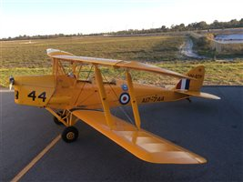 1944 De Havilland Tiger Moth DH 82 A