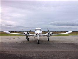 1967 Cessna 310L Aircraft