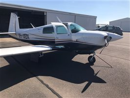 1985 Mooney Mark 20 J