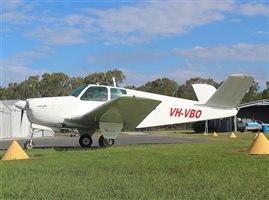 1954 Beechcraft Bonanza E35 V Tail