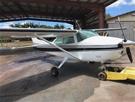 1974 Cessna 182 182P