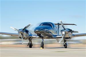 2016 Diamond DA62 Aircraft