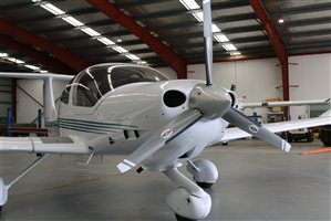 2006 Diamond DA40 TDi Aircraft