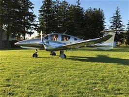 2017 Diamond DA62 Aircraft