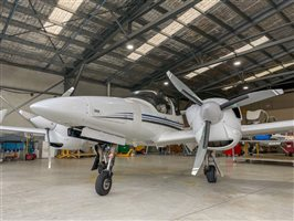2015 Diamond DA42 Aircraft