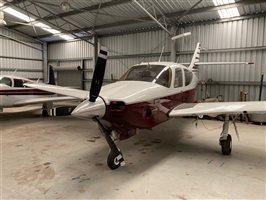 1976 Rockwell Commander 114B Aircraft
