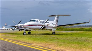 1986 Beechcraft King Air 350