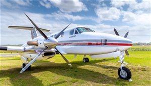1986 Beechcraft King Air 350