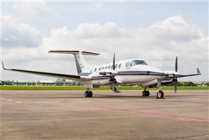 2019 Beechcraft King Air 350 Aircraft