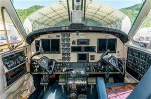 1986 Beechcraft King Air B200 Aircraft