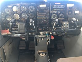 1980 Cessna 206 Stationair Aircraft
