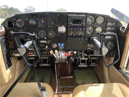 1965 Piper PA-30 Twin Comanche Aircraft