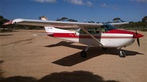 1976 Cessna 182p Aircraft