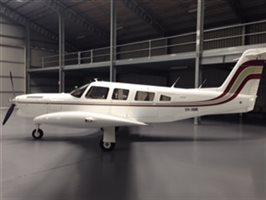1978 Piper Lance Aircraft