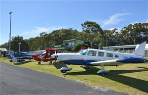 Businesses -  Charter and Flight Training Business For Sale