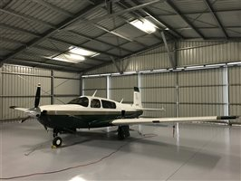 1996 Mooney Ovation Aircraft