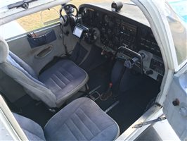 1961 Piper Comanche 250 Aircraft