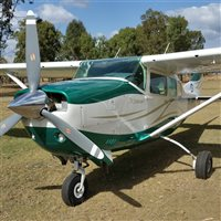 1976 Cessna 206 Stationair Aircraft
