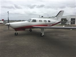 2008 Piper Malibu Matrix Aircraft