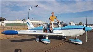 1966 Piper Cherokee 180 Aircraft