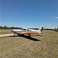 1980 Piper Arrow 201 Aircraft